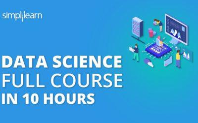 Khóa học Khoa học dữ liệu miễn phí