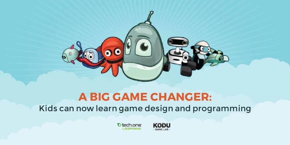 kodu game for kid