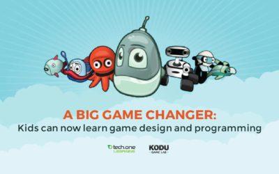 Game basic for kids – Kodu Game Lab