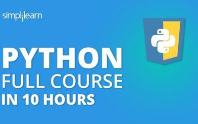 Lập trình Python miễn phí